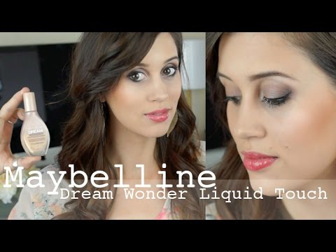 Maybelline Dream Wonder Fluid Touch Foundation - First Impression REVIEW
