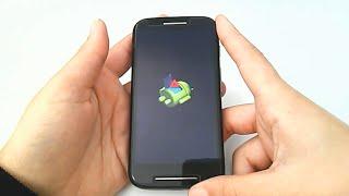 Motorola Moto E XT 1025, XT 1022, Hard Reset, Como formatar, desbloquear, Restaurar