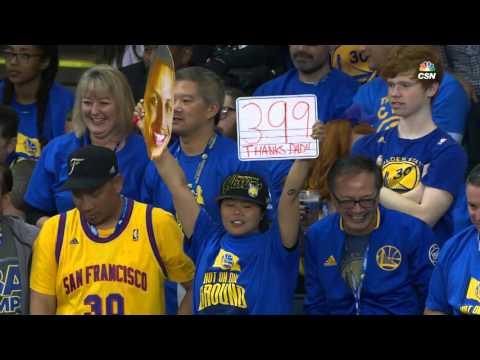 Memphis Grizzlies vs Golden State Warriors - April 13, 2016