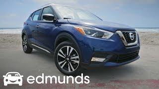 2018 Nissan Kicks First Drive | Edmunds