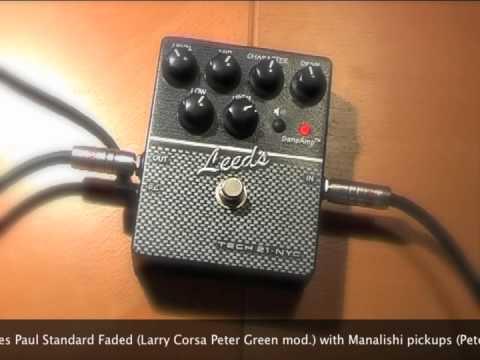 Tech 21: Leeds - To Amp Input (Strat and Les Paul)