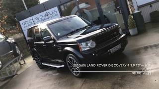 2010(60) Land Rover Discovery 4 3.0 TDV6 HSE Auto