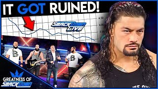 WOW.. Shockingly Low WWE Ratings.. (WWE SmackDown Live April 30, 2019 Results & Review!)