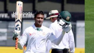 Shakib Al Hasan tops ICC all-rounder rankings in test