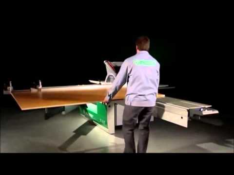 Altendorf F45 Sliding Table Saw