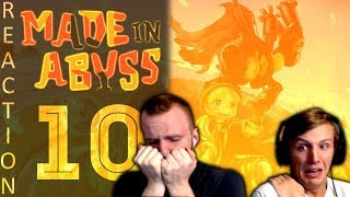 SOS Bros React - Made in Abyss Episode 10 - WE WERE NOT PREPARED!!