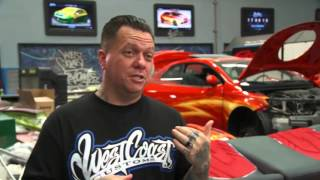 AquaFlash Behind-The-Scenes | West Coast Customs