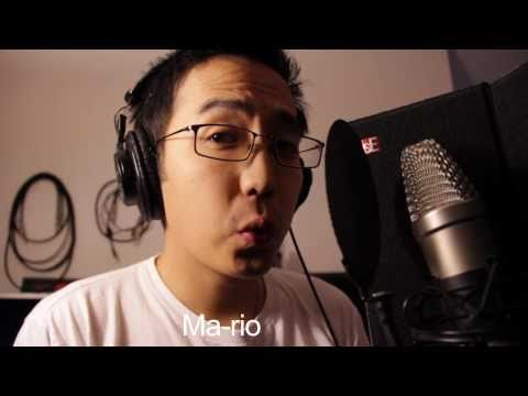 Super Mario Bros Theme Song!! A Capella Cover