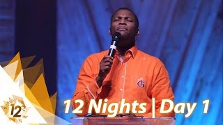 Pasteur Gregory Toussaint | 12 Nights of Worship | Message du Salut | Day 1