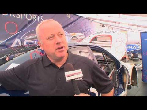 Honda Racing HPD Acura TLX GT Development