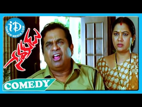 Sevakudu Movie - Brahmanandam, Nassar Comedy Scene video