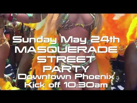 Phoenix Caribbean Carnival 2015 Memorial Weekend