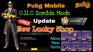 Pubg Mobile 0.11.0 New Lucky Shop Details! Free 7d Dress for India, and much more