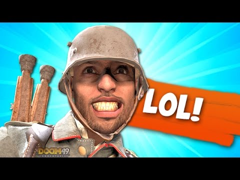 BATTLEFIELD 1 FUNNY MOMENTS - OMG FAIL Montage! (BF1 Epic Multiplayer Gameplay Funtage)