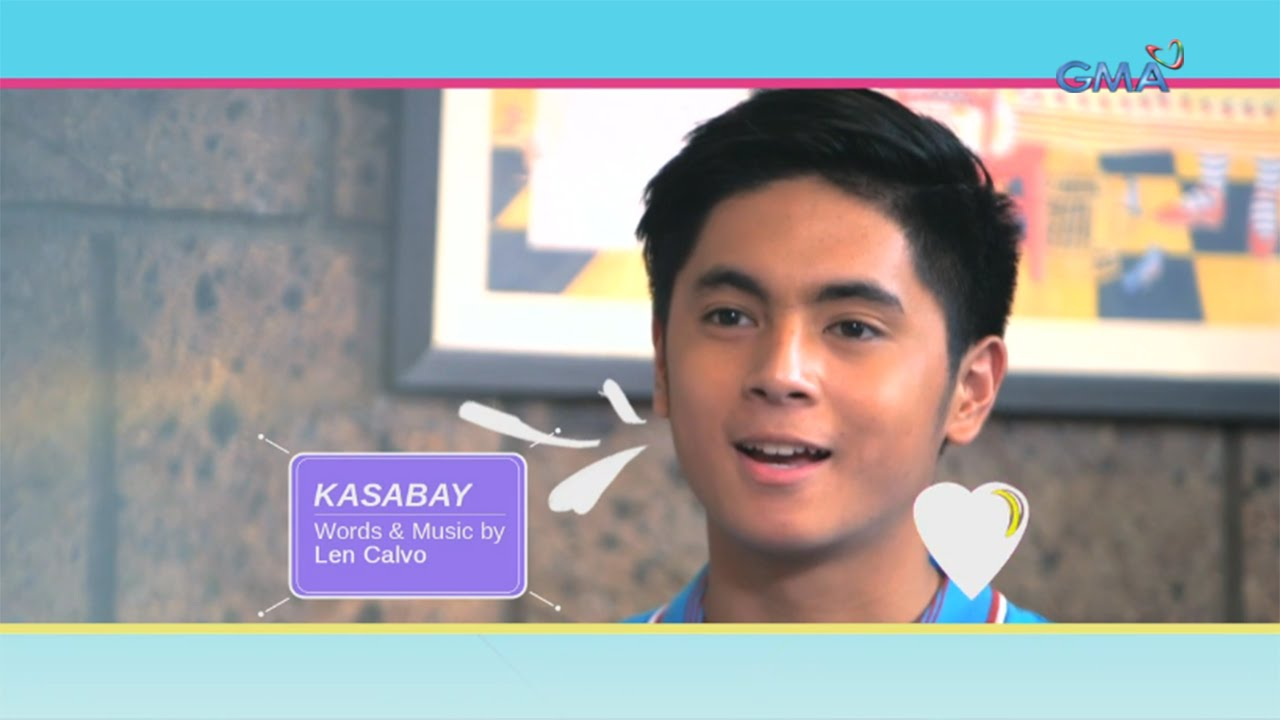 "Usapang Real Love: ""Kasabay"" official music video"