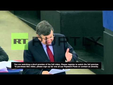 France: After Ukraine, Europe should beware energy dependence - Barroso