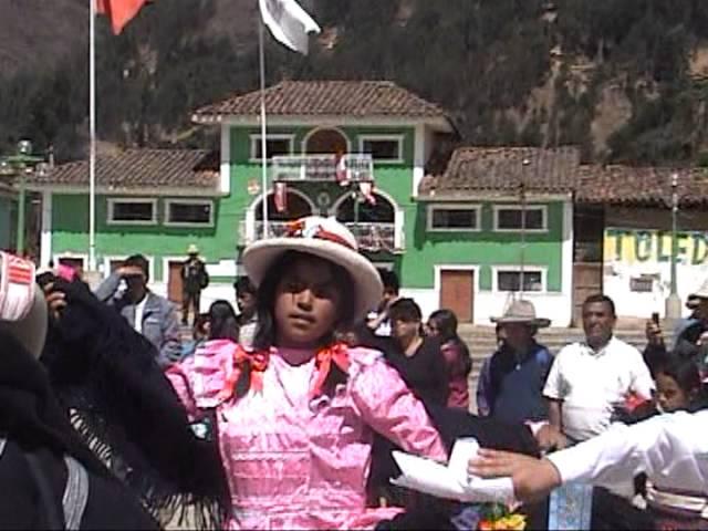 Danza Chimaychi POMABAMBA