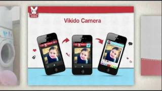 Vikido: Safe Social Network for Families