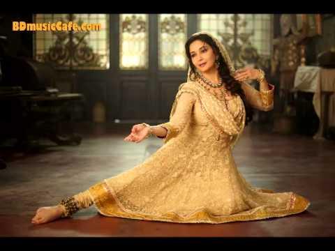 Hamari Atariya Pe - Dedh Ishqiya Movie Karaoke Song - (Starring Madhuri Dixit)