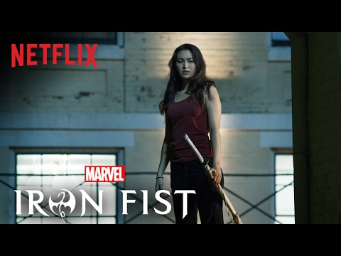 Marvel's Iron Fist - Colleen Wing - Netflix