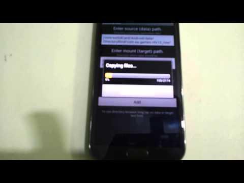 Mover jogos e programas para o SD externo - Galaxy Note 2 e S3