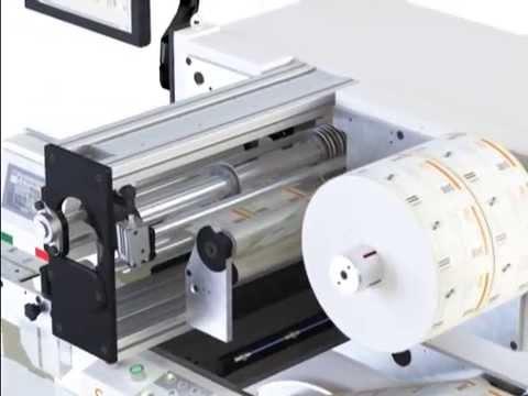 Prati · Posicionamiento automatico cuchillas · Animación 3D
