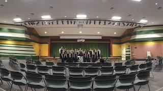 Elijah Rock (LHS Chamber Choir) @ Music in the Parks 2018