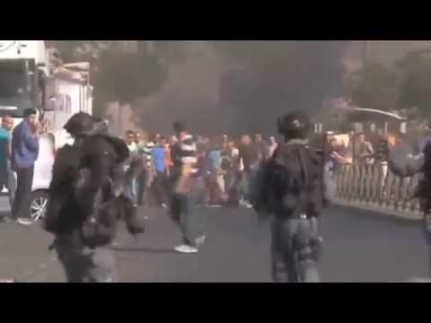 Israeli, Palestinian leaders condemn violence as riots grip Jerusalem