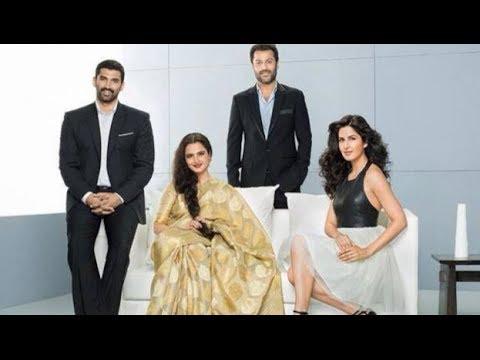 'Fitoor' First Look: Katrina Kaif, Aditya Roy Kapur, Rekha
