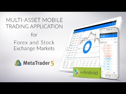 MetaTrader 5 APK Cover