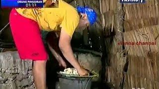 Jejak Si gundul - Sayur Kado, Kue Gulampo dan Awug & Peucang batu Karas