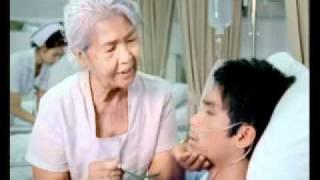การบินไทย โฆษณา รวมใจไทยถวายในหลวง