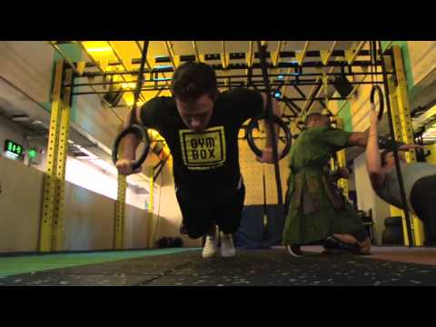 WRATH OF THE TITANS - Feel The Wrath at Gymbox