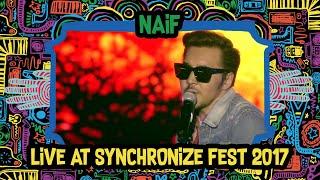 Download Lagu NAIF Live at SynchronizeFest - 8 Oktober 2017 Gratis STAFABAND