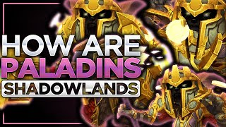 How Are PALADINS Spending All This HOLY POWER!?!? | WoW Shadowlands Alpha [1st Pass] FinalBossTV
