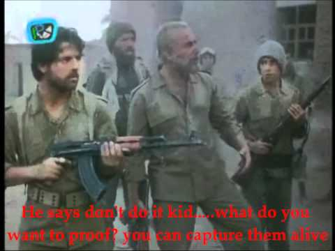 Iran & Iraq War, Freedom of Khoramshahr, mixed with real footage (Operation Beit ol-Moqaddas).