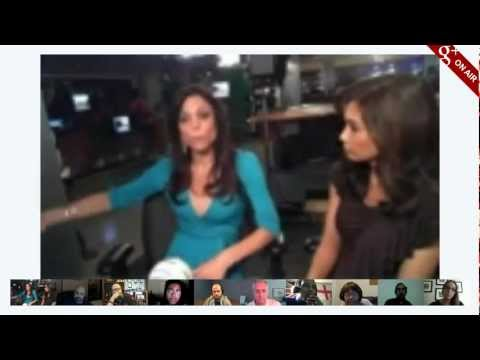 0 FOX11 Google+ Hangout: Bethenny Frankel