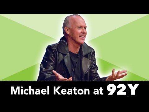 Michael Keaton on playing both Batman and Birdman