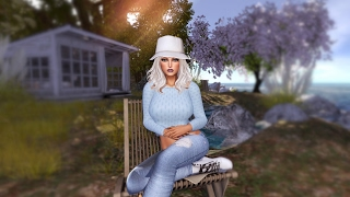 Spring days come to Second Life