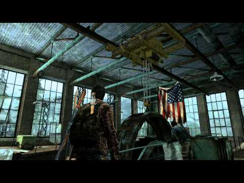 The Last of Us: Remastered | Chapter 7: Tommy's Dam 1/2 - Hydroelectric Dam [GROUNDED]