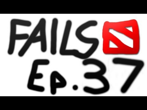 Dota 2 Fails of the Week - Ep. 37