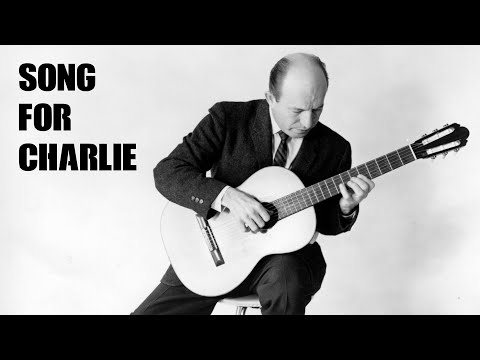 Swing for Charlie - Instrumental Guitar - Frédéric Mesnier