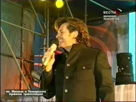 Thomas Anders Concert Thomas Anders Live in Nizhny