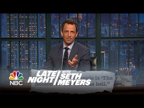 Seth Explains Teen Slang: Basic, Log Cabin - Late Night with Seth Meyers