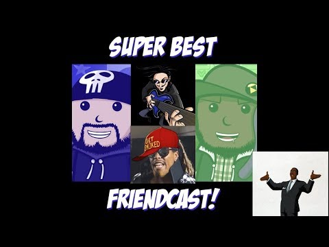 Super Best FriendCast #208 - Media That Made You Cry and Our Friend, Martin