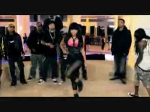 Usher ft. Nicki Minaj Little freak (Uncut)