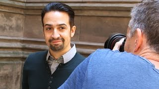 Lin-Manuel Miranda on leaving