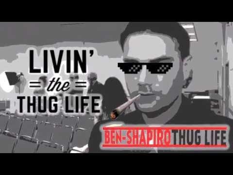 Ben Shapiro Thug Life - Jon Stewart & Trevor Noah
