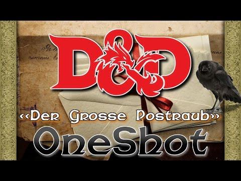 [D&D 5] Der grosse Postraub - OneShot
