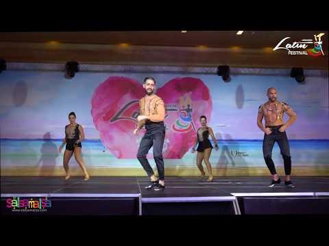 IAN JACK GROUP SHOW - LEBANON LATIN FESTIVAL 2018